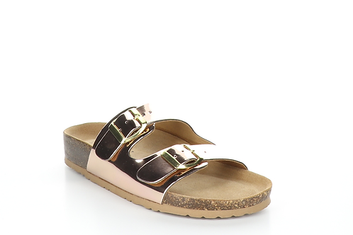 Prim Rose Gold Sandal