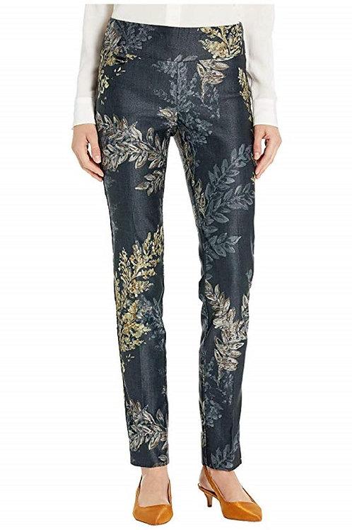 Print Slim Pants
