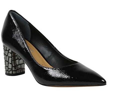 Vaneeta Heel in Black