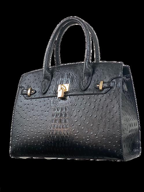 Black & Gold Boss Lady Bag