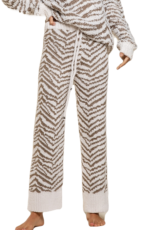 Berber Zebra Pants