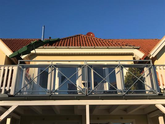 Ein-Zimmer-Appartement (37qm) mit Südbalkon