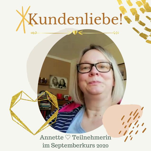 Kundenliebe Annette Testimonial.mp4