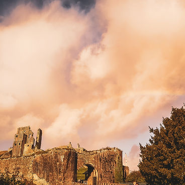 Corfe Castle Katie Caiger