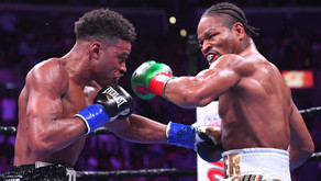 ERROL SPENCE V SHAWN PORTER: FIGHT OF THE YEAR