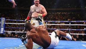 ANTHONY JOSHUA V ANDY RUIZ JR: FIGHT OF THE YEAR