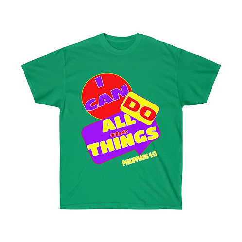 I Can Do All the Things Tee