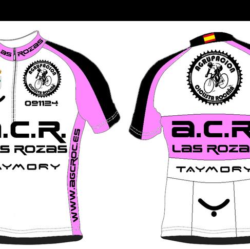Nueva equipación ACR Las Rozas