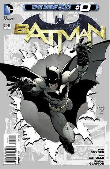 BATMAN #0 New 52