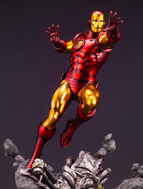 MARVEL UNIVERSE Iron Man Avengers Fine Art Statue