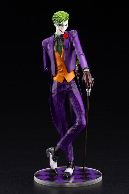 Joker Ikemen Statue