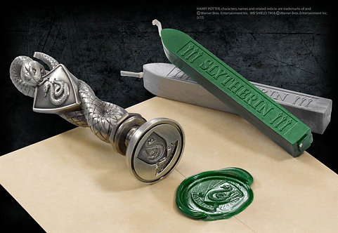 Harry Potter - Slytherin Wax Seal