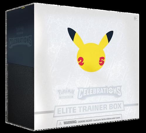 POKÉMON TCG Elite Trainer Box – Celebrations
