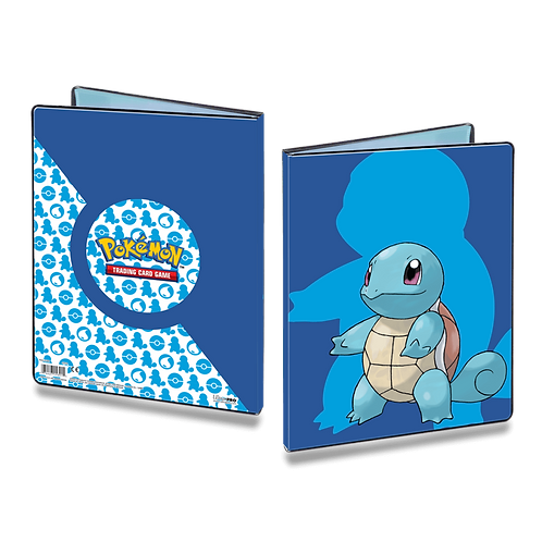 ULTRA PRO Pokémon – Portfolio – 9PKT- Squirtle