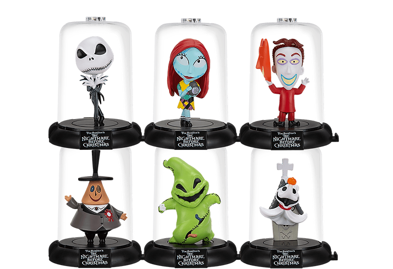 Nightmare Before Christmas Domez Series 3