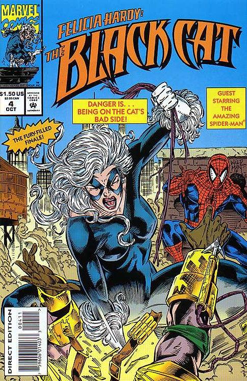 The Black Cat #4 - 1994