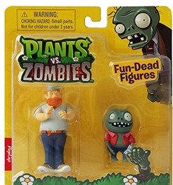 "Plants vs Zombies ""Crazy Dave & Imp"""
