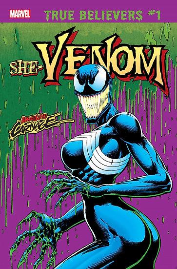 True Believers She-Venom #1