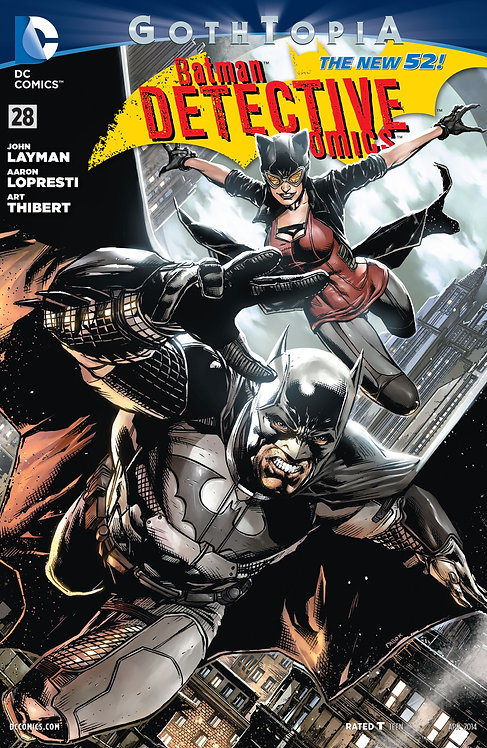 Batman Detective Comics #28