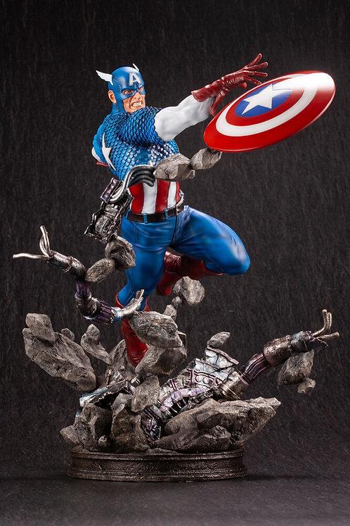 Captain America - Avengers Fine Art Statue