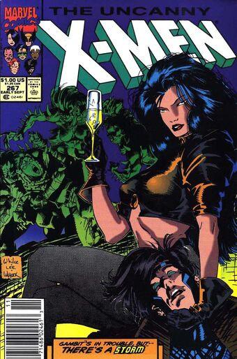 The Uncanny X-Men #267 - 1990