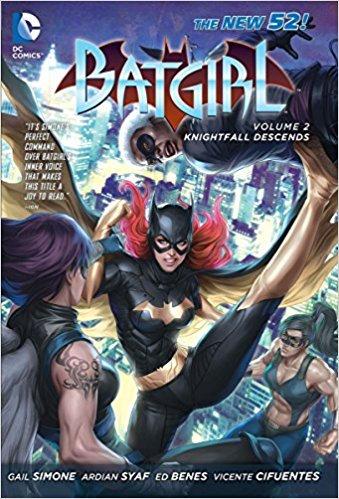 Batgirl Vol 2