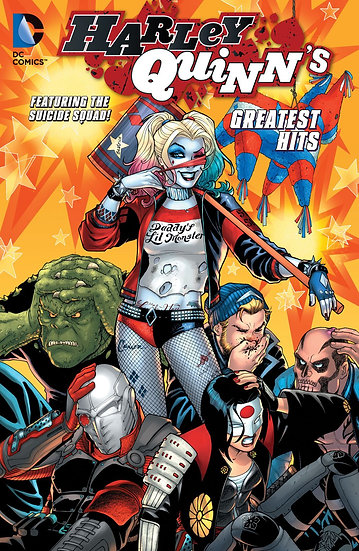 Harley Quinn Greatest Hits