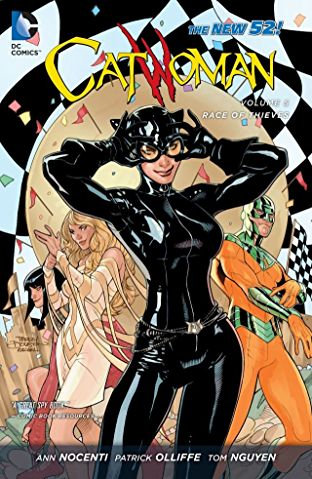 Catwoman Vol 5