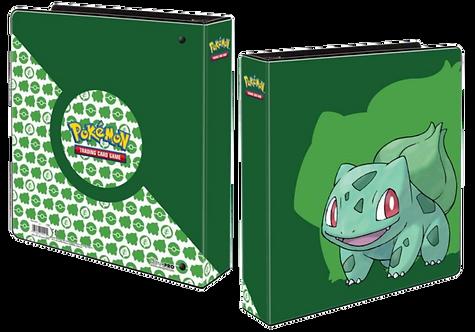 ULTRA PRO Pokémon – 2″ Album – Bulbasaur