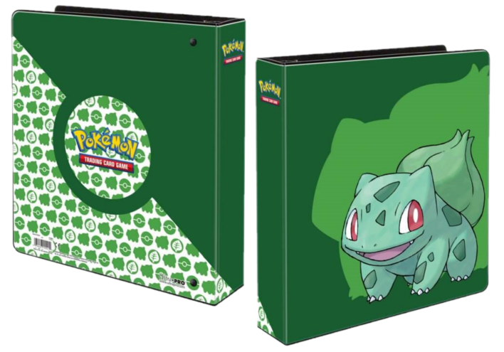 ULTRA PRO Pokémon – 2″ Album – Bulbasaur