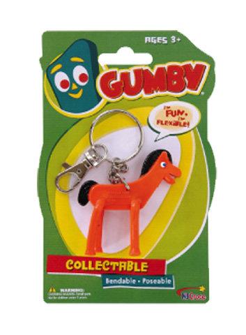 """Pokey """"Gumby Key Chain"""""""