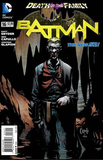 BATMAN #16 New 52