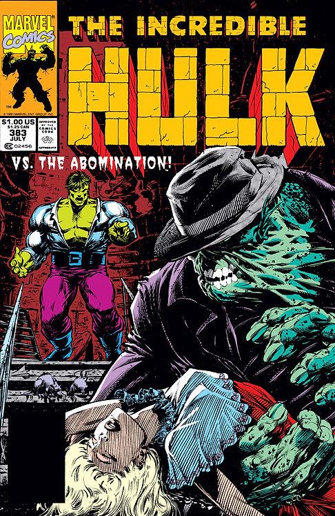 The Incredible Hulk #383