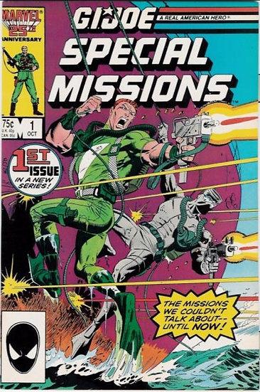 G.I.JOE Special Missions #1
