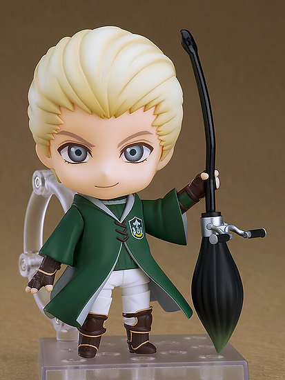 Nendoroid Draco Malfoy: Quidditch Ver.