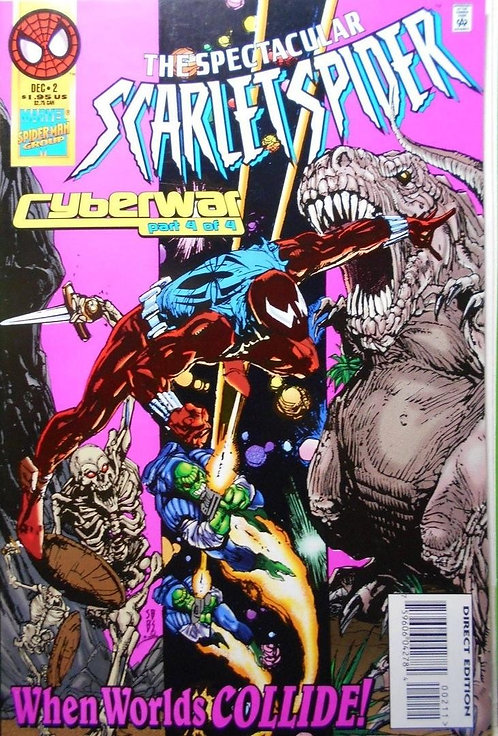 Scarlet Spider Cyber-War part 4
