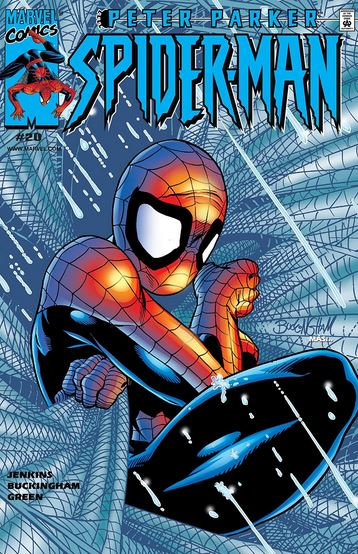 Peter Parker Spider-man #20