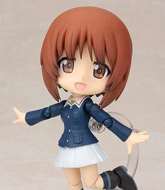 Girls under Panzer Nishizumi miho Cu-Poche