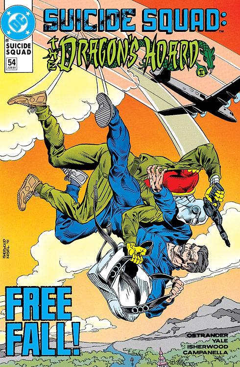 Suicide Squad #54 - 1991