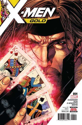 X-men Gold #04