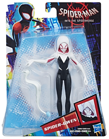 Spider-Gwen - Spider-man into the Spider-Verse