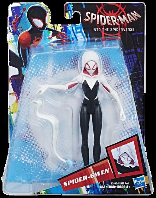 Spider-Gwen - Spider-man into the Spider-Verse