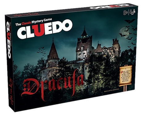 Cluedo Dracula Edition Board Game