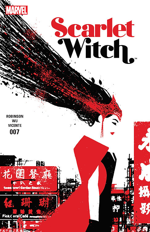 Scarlet Witch #007