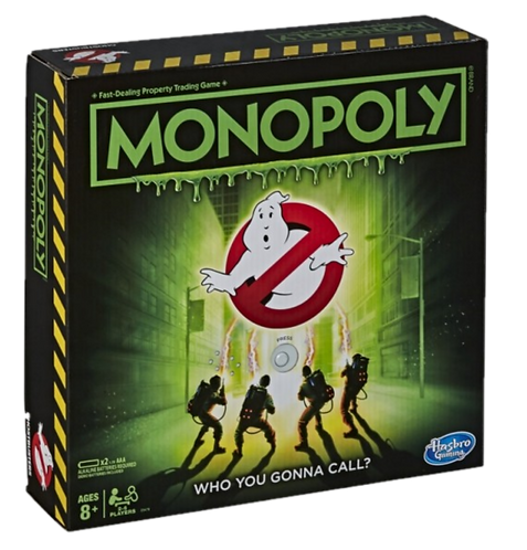 Monopoly Ghostbusters Edition Board Game
