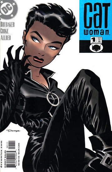 Catwoman #1 - 2002