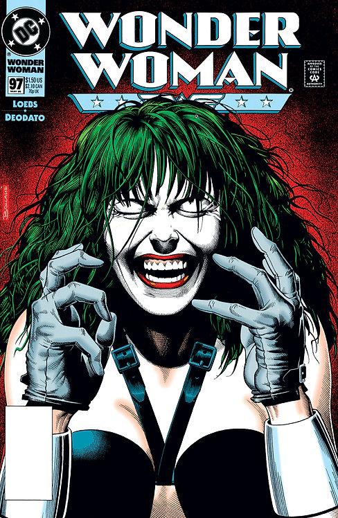 Wonder Woman #97 - 1995