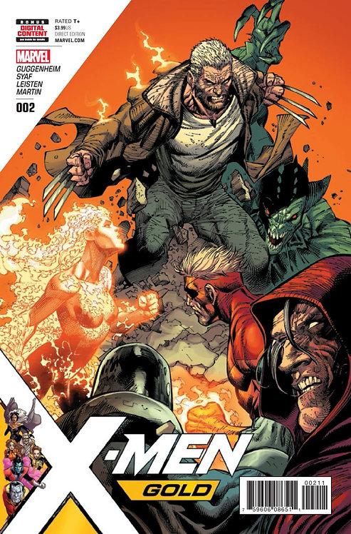 X-men Gold #02