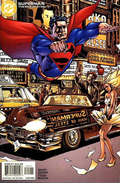 Superman - Man of Steel #121 -2002