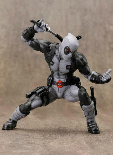 Deadpool X-Force Artfx+ Statue